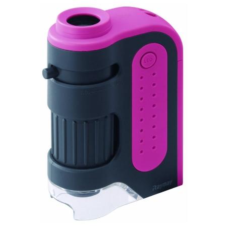 凑单品:Raymay 藤井 RXT203P 便携式迷你显微镜