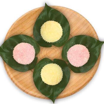 大成 霜火菓子 (椰蓉芒果+椰蓉草莓)糯米糍 250g