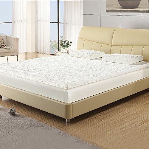 生活诚品 床垫床褥 200*180*5CM天然乳胶床垫CD200185
