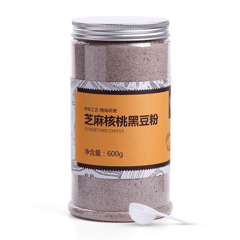 怡泰 黑芝麻核桃黑豆粉 600g