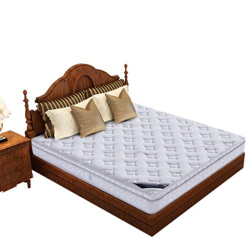 蕾舒 独立簧椰棕乳胶床垫 1.5*1.9m