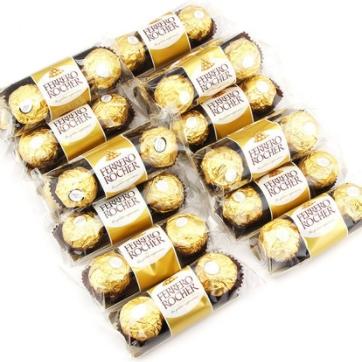 FERRERO ROCHER 费列罗 榛果威化巧克力 48粒