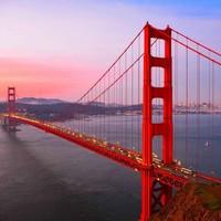 暑期国庆好价:南方航空 全国多地-美国旧金山往返