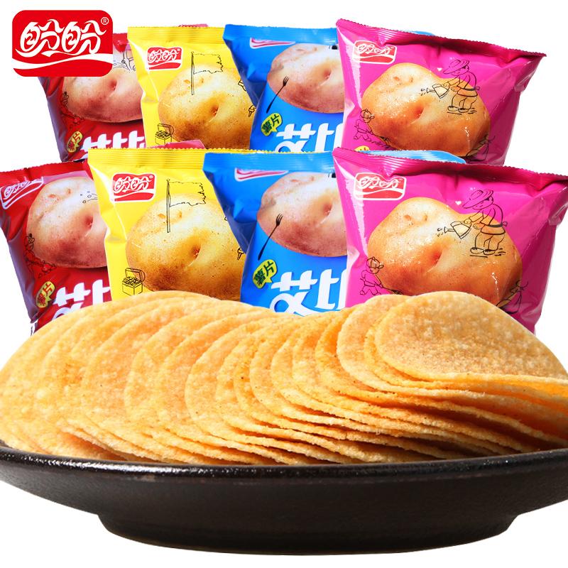 盼盼 艾比利薯片 60g*10包