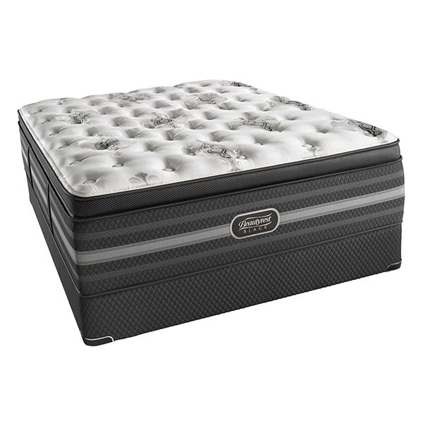 Simmons 席梦思 Beautyrest Black 甜梦黑标系列 Sonya Luxury Firm  Pillow Top床垫 Queen(152*203cm)