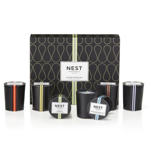 NEST Fragrances Luxury Mini Votive 香薰烛套装