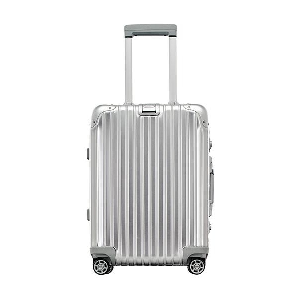 RIMOWA 日默瓦 TOPAS系列 923.52.00.4 经典款铝镁合金登机箱 20寸