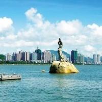 特价机票:上海-珠海4日含税往返(赠接机服务)