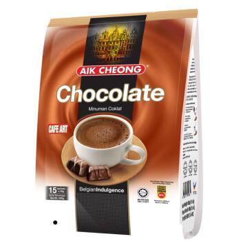 AIK CHEONG 益昌 香滑巧克力 600g *2件