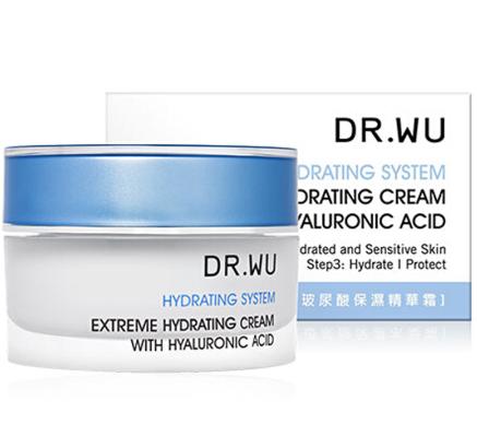 DR.WU 达尔肤 玻尿酸保湿精华霜