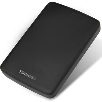 TOSHIBA 东芝 新黑甲虫系列 2.5英寸 1TB USB3.0 移动硬盘