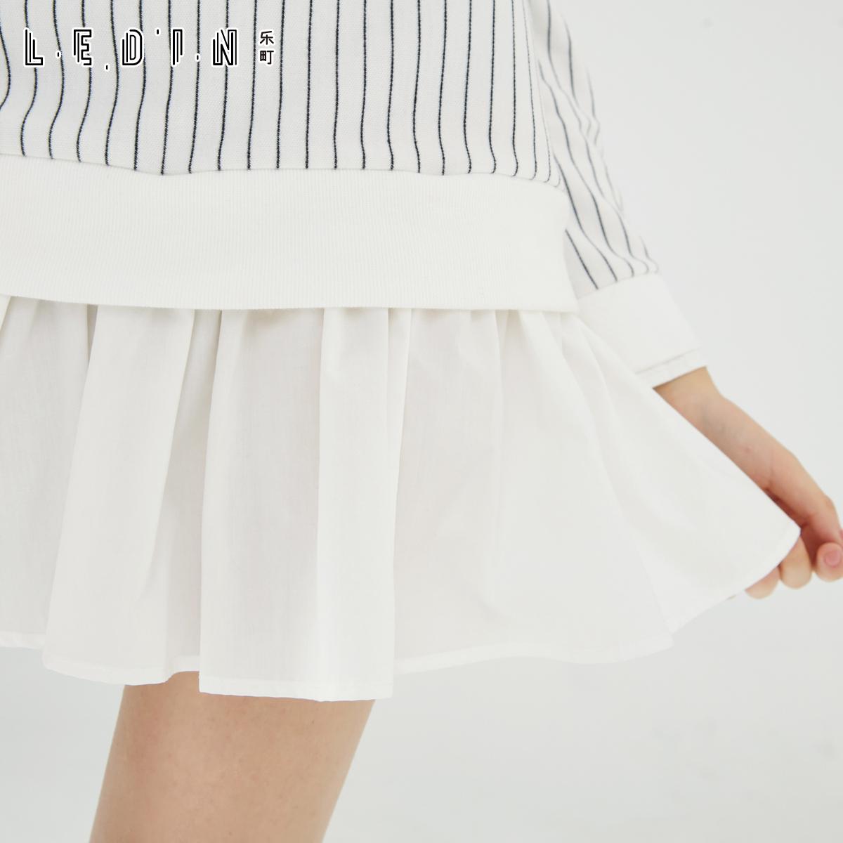 LE'TEEN 乐町 C1FA61218 女士连衣裙