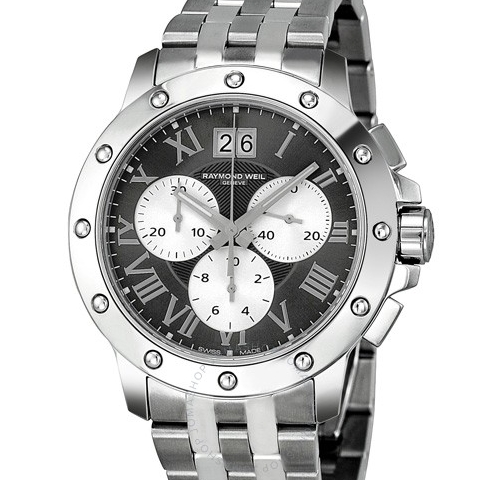RAYMOND WEIL 蕾蒙威 Tango系列 4899-ST-00668 男士时装腕表