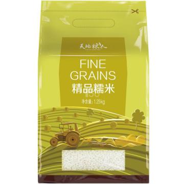 天地粮人 精品糯米 1.25kg/袋