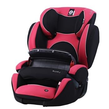 Kiddy 奇蒂 悦服者 儿童汽车安全座椅 9个月-12岁