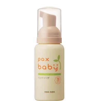 Pax Baby 太阳油脂 婴儿免水洗泡沫洗手液 80ml
