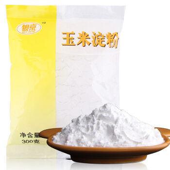 【京东超市】银京 食用玉米淀粉 300g*5件