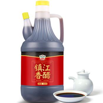 吉得利 镇江香醋 镇江特产古法酿制800ml *2件