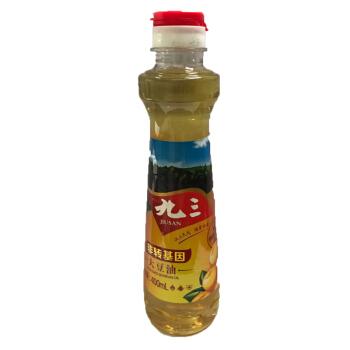 九三 非转基因 大豆油一级 400ml