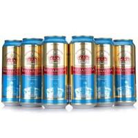 限西北:Barbarossa 凯尔特人 小麦啤酒 500ml*6听