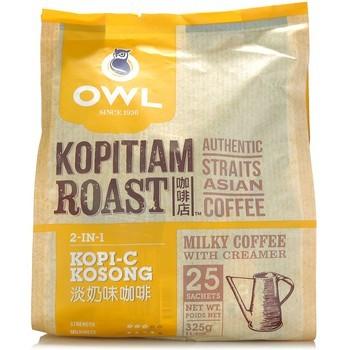 OWL 猫头鹰 2合1淡奶味即溶咖啡 325g