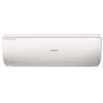 CHANGHONG 长虹 KFR-26GW/DPW2+A1 大1匹 变频 壁挂式空调 *2件