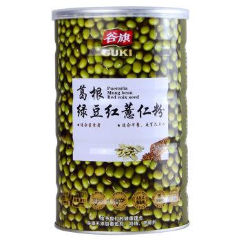 GUKI 谷旗 葛根绿豆红薏仁粉 450g