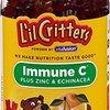L'il Critters 小熊糖 维生素C加锌加紫锥菊软糖190粒