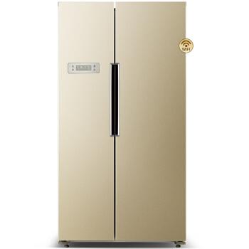 奥马(Homa) BCD-521WI 521升 智能变频 风冷无霜 对开门冰箱