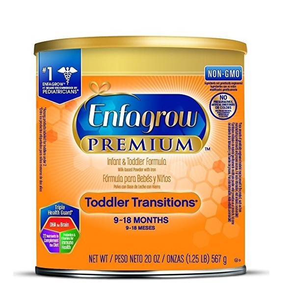 Enfagrow 美版美赞臣 金樽婴儿奶粉 2段 4罐装
