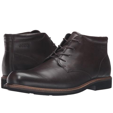 ecco 爱步 Findlay Plain-Toe 男士踝靴