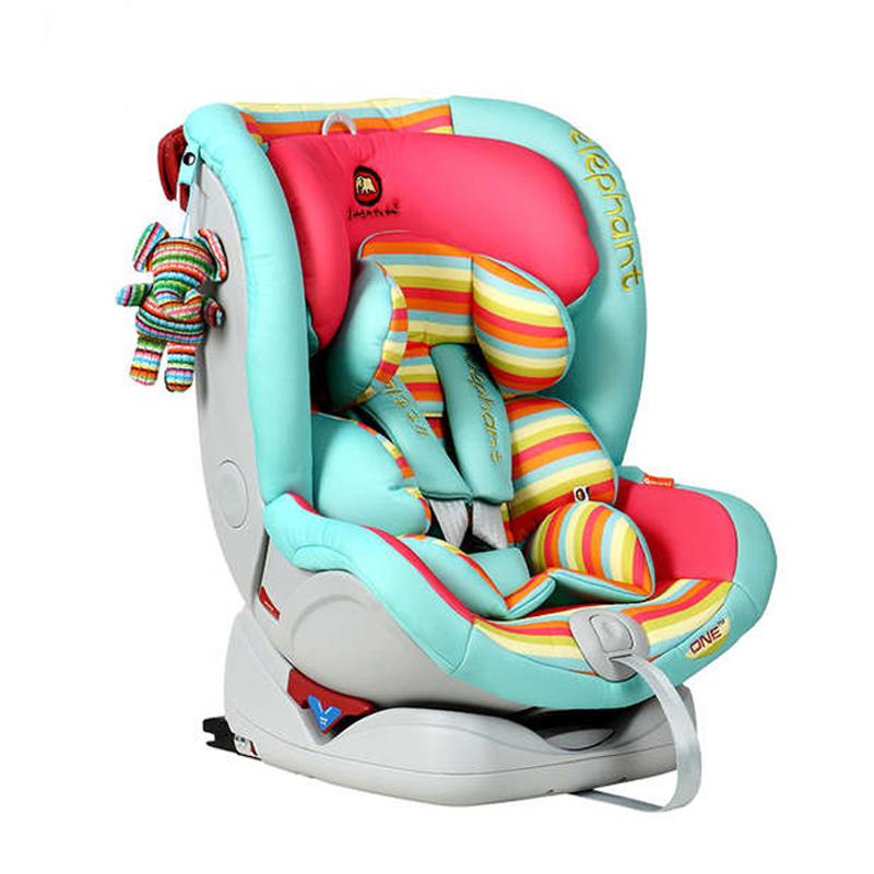 apramo 安途美 one 汽车儿童安全座椅 Isofix接口 新生儿可躺