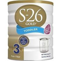 Wyeth 惠氏 金装S-26 婴幼儿奶粉 3段 900g