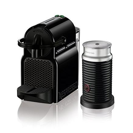 Nespresso Inissia DeLonghi EN80BAE 胶囊咖啡机 + Nespresso奶泡机