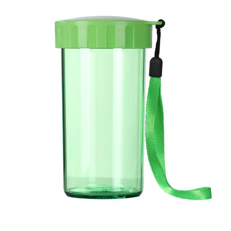 Tupperware 特百惠 雅致 塑料水杯 310ml 香瓜绿