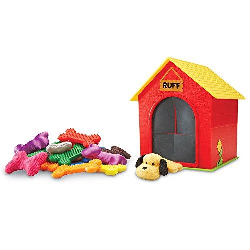 Learning Resources 小狗Ruff的家 教学触觉套装 *3件