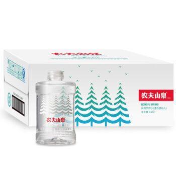 【京东超市】农夫山泉 饮用天然水(适合婴幼儿) 1L*12瓶 整箱