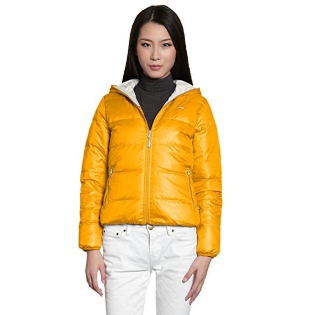 LI-NING 李宁 AYMH054 女式短羽绒服