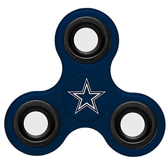NFL 达拉斯牛仔队 指尖陀螺