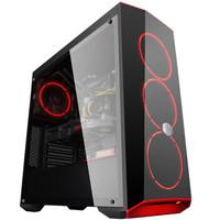 京天华盛 Victory V81 电脑主机(i7-7800X、X299、GTX1080Ti、256GB)