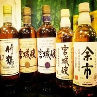 小编食堂:一起来聊聊日本威士忌
