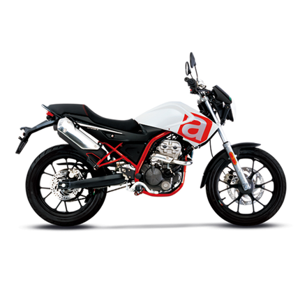 aprilia 阿普利亞 Cafe125 摩托車
