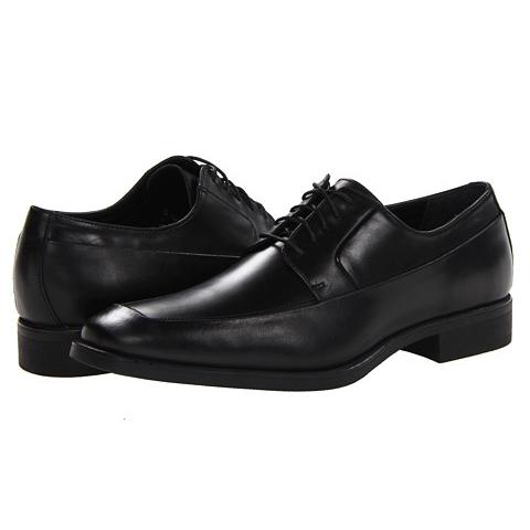 Calvin Klein 卡尔文·克莱 Elroy 男士正装皮鞋
