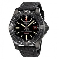 BREITLING 百年灵 AVENGER BLACKBIRD 44 V17311AT 男士机械腕表
