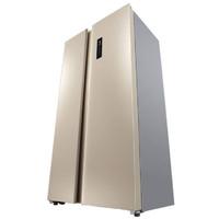 TCL BCD-515WEFA1 515升 风冷无霜 对开门冰箱