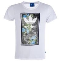 夏季直邮季:adidas 阿迪达斯 Originals 女士短袖T恤