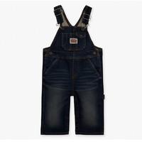 Levi's 李维斯 KNIT OVERALLS 童装牛仔背带裤