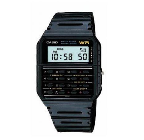 CASIO 卡西欧 CA53W-1 多功能手表
