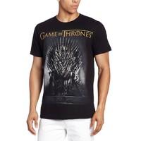 凑单品、中亚Prime会员:HBO Game of Thrones 男士T恤