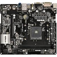華擎(ASRock)A320M-HDV主板(AMD A320/AM4 Socket)